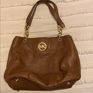 Michael Kors Large Brown Purse